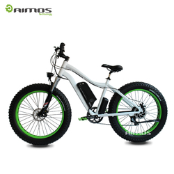 Dual Driver Sport e bike / Electric mountain bicycle with Magic pie 4