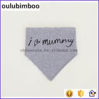 New Arrival high quality Quilted Baby Bibs