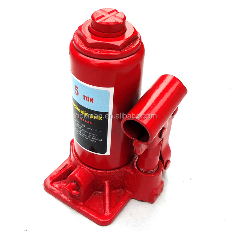 Hydraulic Bottle Jack for lifting car and truck to repair