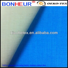 100% polyester wicking fabric ripstop UV cut fabric