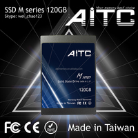 Professional AITC 2.5 inch SATA3 120gb ssd sata ssd drives