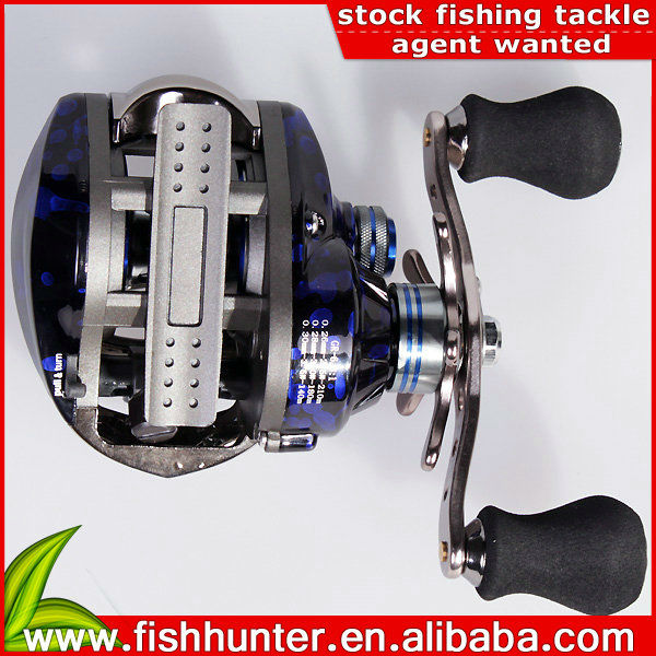 Wholesale casting fishing reel fishing reels made in china