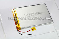 3.7v Lithium Rechargeable Battery