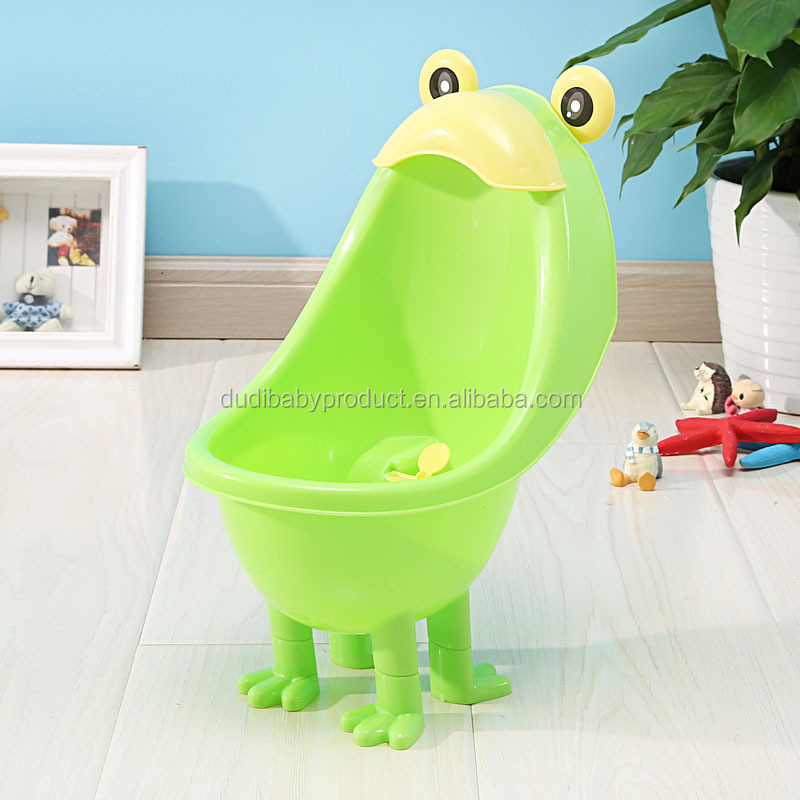 Frog Cartoon Cute Baby Children Kids Toddler Protable Potty Training Toilet Seat Wall-hung Chair for baby products