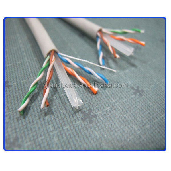 bare copper conductor network cable utp cat6