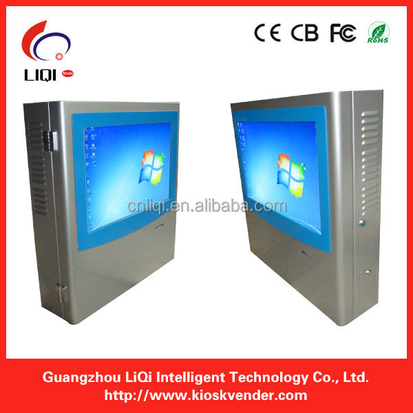 Multimedia information kiosk equipment