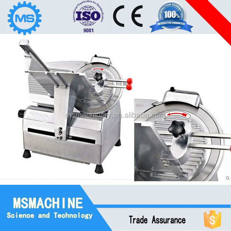 full automatic meat slicer and grinder