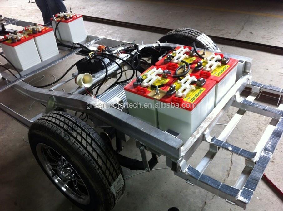 ac moteur 48 v 4kw moteur de voiture lectrique kit pour chariot de golf lectrique moteurs ac. Black Bedroom Furniture Sets. Home Design Ideas