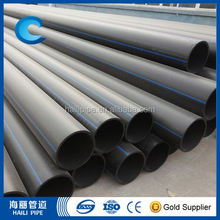 "hdpe pipe 4"" price"