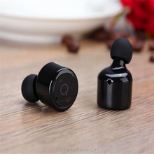Popular 2017 Tws Bluetooth Earphone In Ear Super Mini Bluetooth Headphones Wireless For Car And Mobile Phone