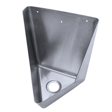 wall mount 304 prison toilet bathroom stainless steel urinals