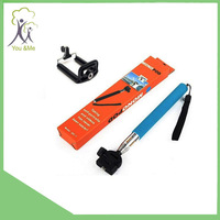 aluminium alloy Material and stick Type flexible monopod