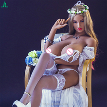 Huge Breast Sex Doll Silicone Vagina Sex Doll Sex Doll Head JL156-2