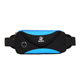2018 Fashion adjustable nylon waterproof fitness colorful fanny pack belt running sports waist bag