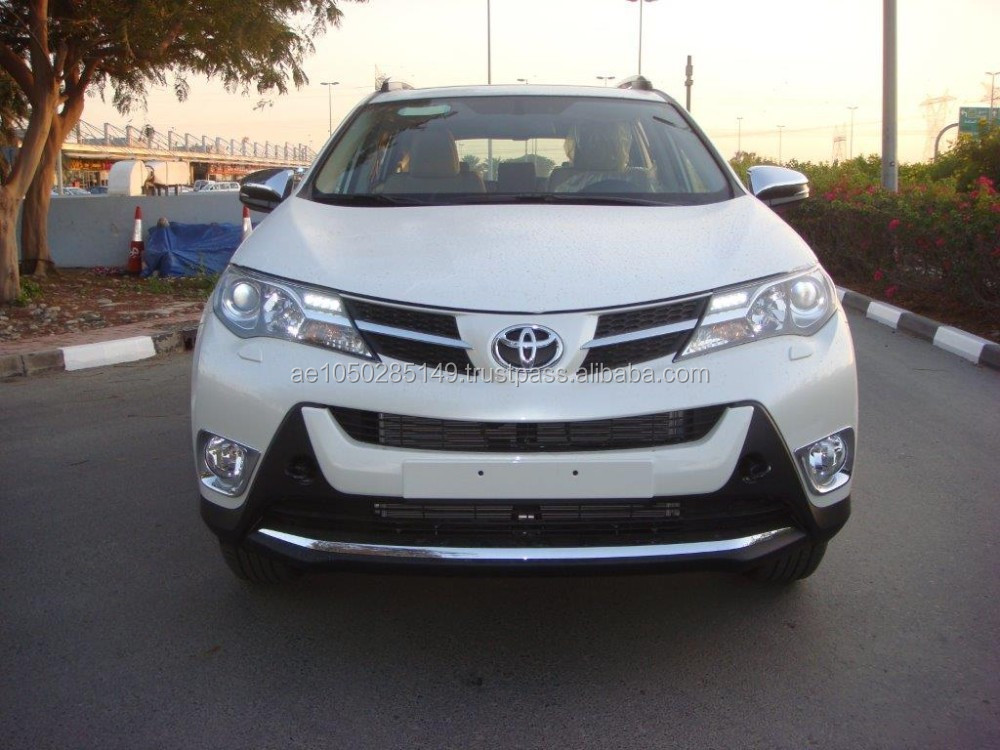 TOYOTA RAV4 PETROL AUTOMATIC CARS FOR EXPORT FROM DUBAI