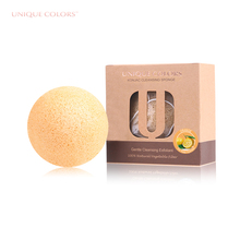 Bath Sponge Natural Soft Cleaner Konjac Sponge For Facial Cleaning