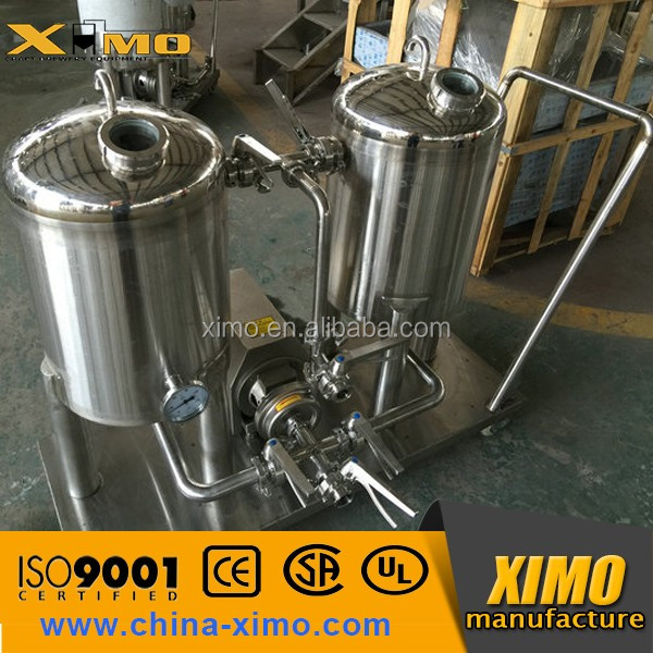 Home beer brewery/beer brewing equipment 1000l/turnkey project brewery for sale