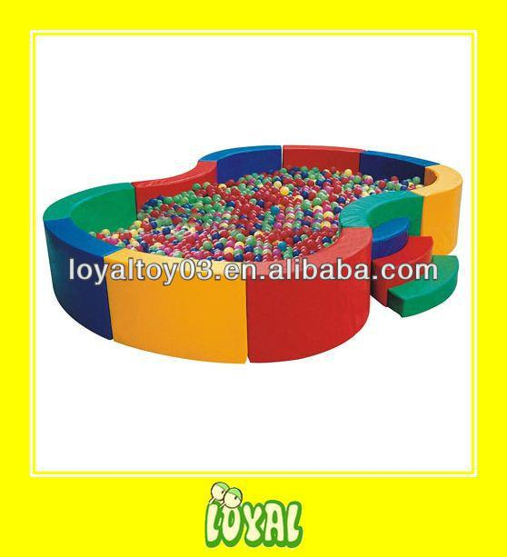 China Produced soft play wedge with WARRANTY for Kids