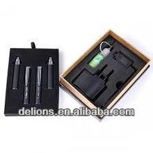 Electronic Cigarette EGO-W Starter Kit, 2013 Newest ego-w pen style