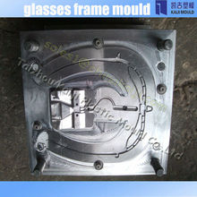 1 cavity plastic glasses frame mold maker
