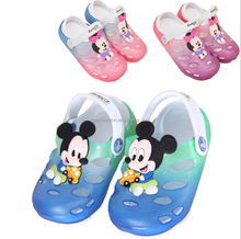 TF-02160602013 new style summer Baby Girls Sandals cartoon Style Kids Shoes Jelly Toddlers Girl Sandals Beach Children Shoes G