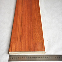 quality 3 ply 3 strips solid teak wood flooring