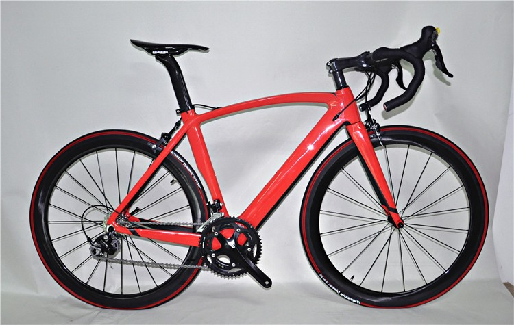 Baolijia Hot Selling Aero Road Full Carbon Bicycle Frame