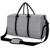 USB Travel duffel tote bag