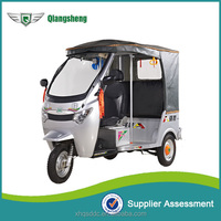 Hot selling electric 60v.1000w passenger tricycle