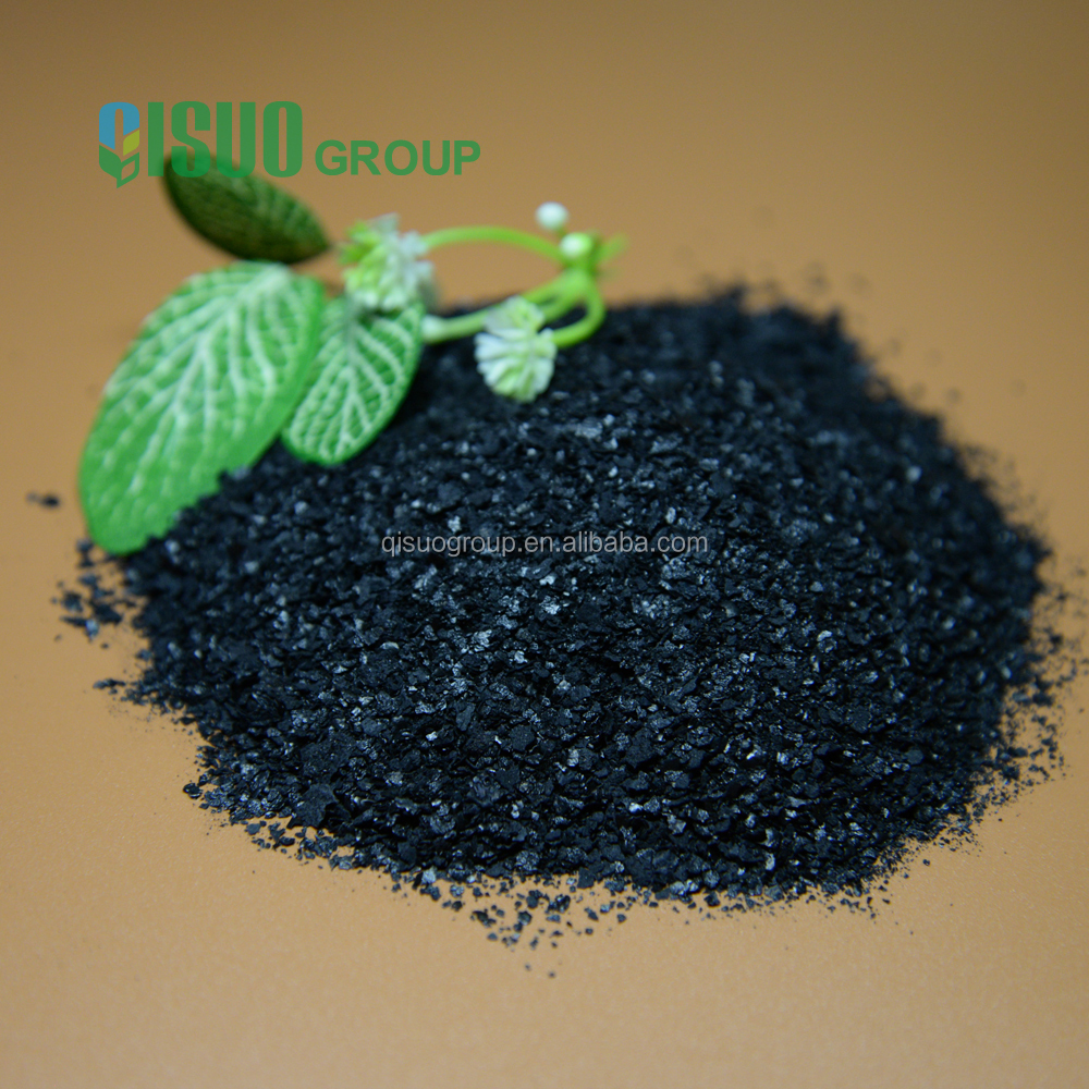Best Grade Potassium Humate with High Content Humic acid for Organic fertilizer