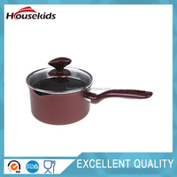 Coffee Warmer Coffee Pot Sauce Milk Warmer Stainless Steel Milk Pot With lid Long Handle