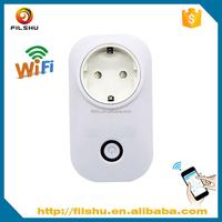 App Wireless remote control wifi power plug adapter with timer Smart US UK AU EU Plug