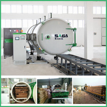 Wood floor plates drying machine/dryer chamber for woodworking