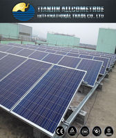 Flat roof solar mounting system,support solar panel