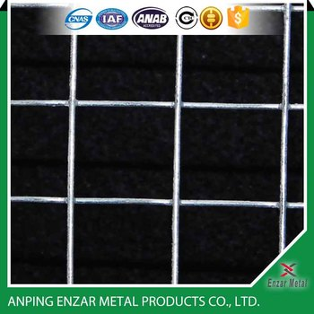 Welded Wire Mesh Fence PVC Coated Wire Mesh Pence