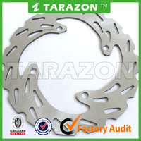 Stainless Steel 250mm brake disc for motorcycle for KX 125CC; KX 250CC; KX F 250CC