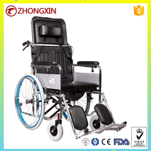 Handicapped Foldable Reclining wheelchair