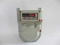 gas flow meter diaphragm smart gas meter G1.6