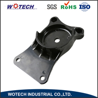 ADC12 OEM cast aluminum products made in China
