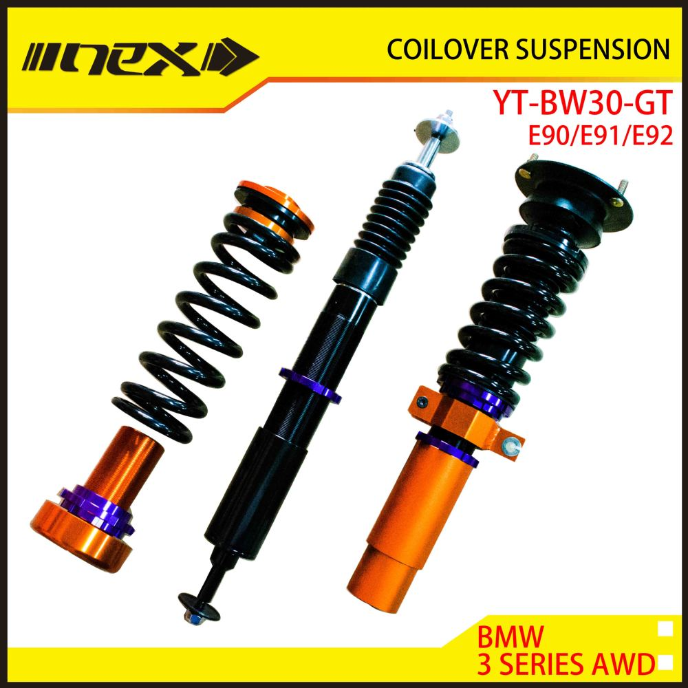 PERFORMANCE. COILOVER KIT FOR BMW E90