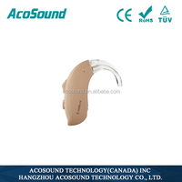 Wholesale AcoSound Acomate 420 BTE from factory with most competitive price loss hearing aid digital