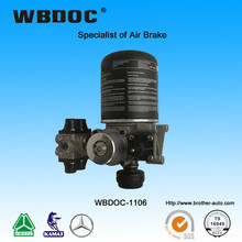 WBDOC Top10 Air Dryer for MAN truck brake system