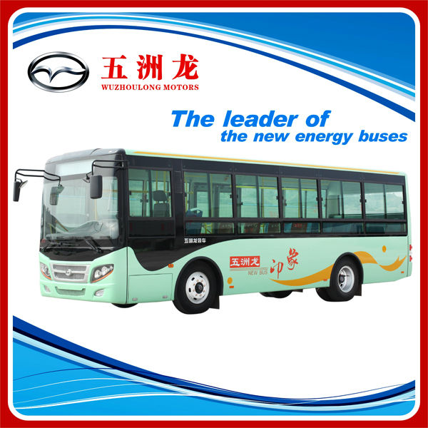9m CNG Inner City Bus