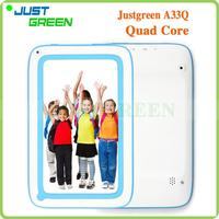 2016 Hot Sale kids tablet pc 7 inch 512MB 8GB Android 4.2 Allwinner A33 4-Core A33Q with low price