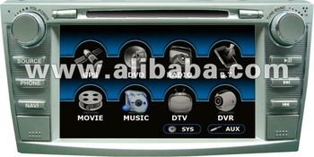 TOYOTA CAMRY CAR DVD PLAYER HEADUNIT