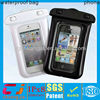 2014 factory fashional swimming waterproof wallet pouch bag for iphone5s /5c