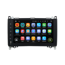 9 inch 5.1 android car dvd for merdeces ben-z A-W169 B-W245 Viano Vito 1024*600 quad core RK3188 16G no dvd function WS-8822B