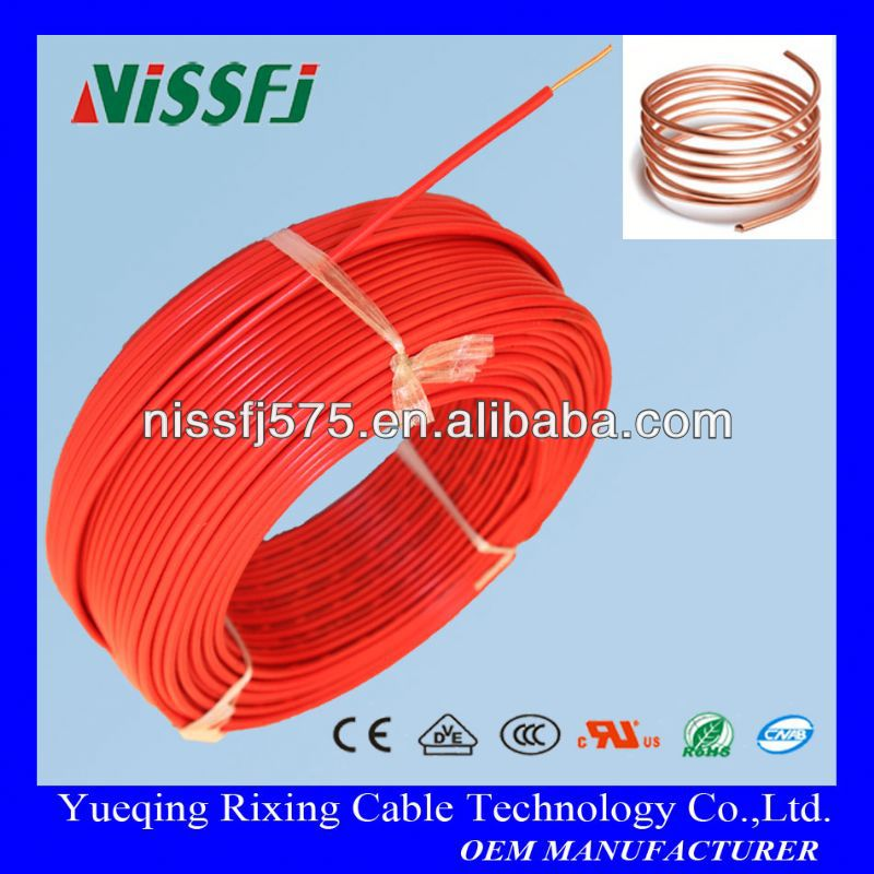 color customized and size customized R&D OEM making pvc insulated copper cable housing wires