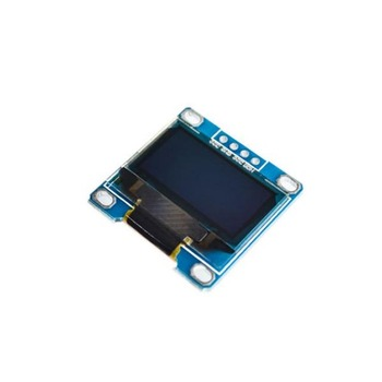 "0.96"" Inch Yellow Blue White I2c IIC Serial Oled LCD LED Module 12864 128X64 for Arduino Display"