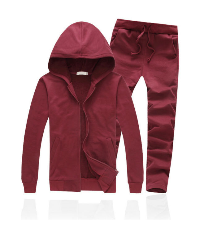 men ladies fashion track suit